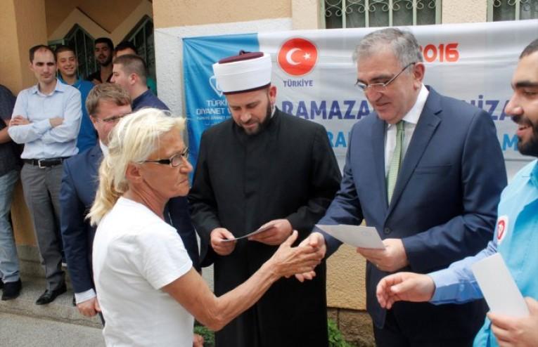 Islam Montenegro - Ambasada Turske i IZ poklonili 400
